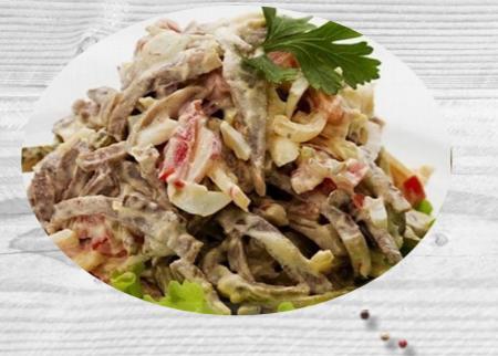 Любимый салат Барина