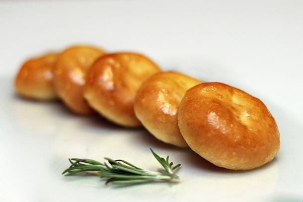 Мини Пирожок с картофелем